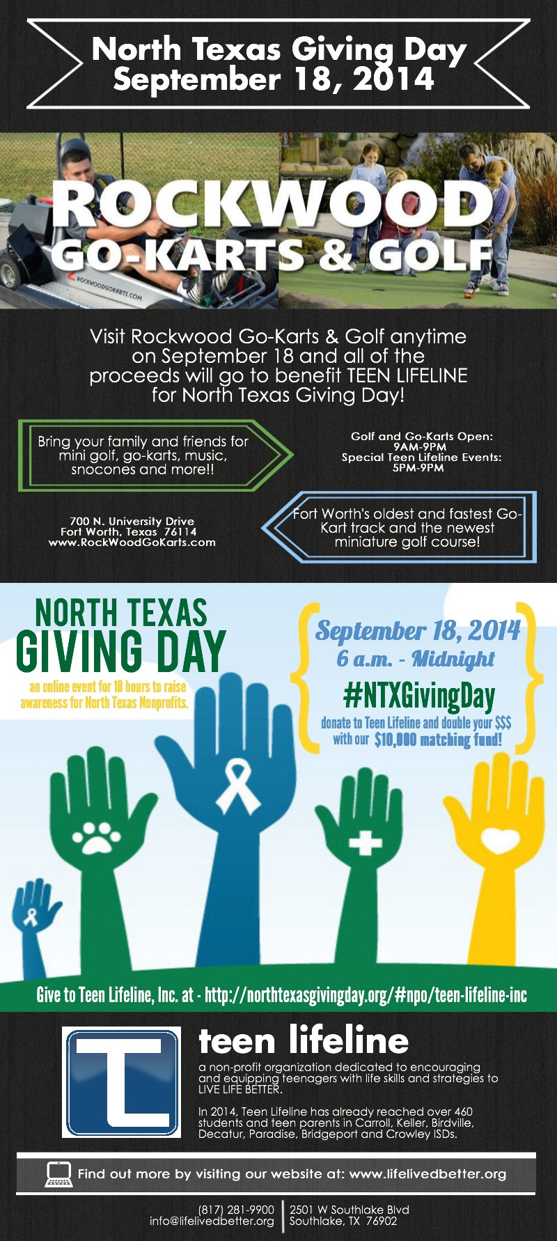 #NTXGivingDay