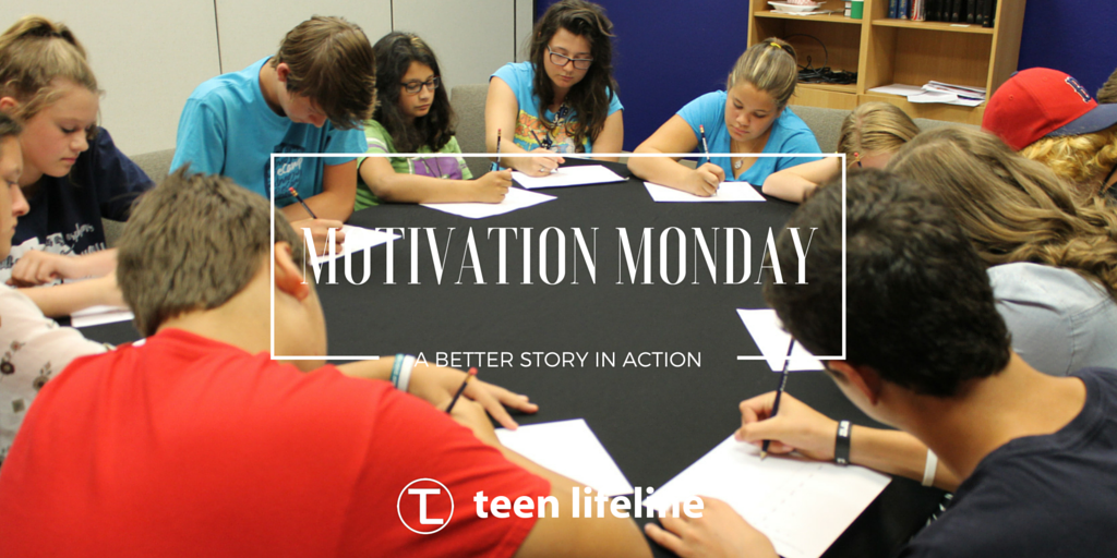 Motivation Monday: A Better Story in Action
