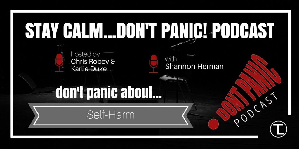 Don't Panic About Self-Harm with Shannon Herman