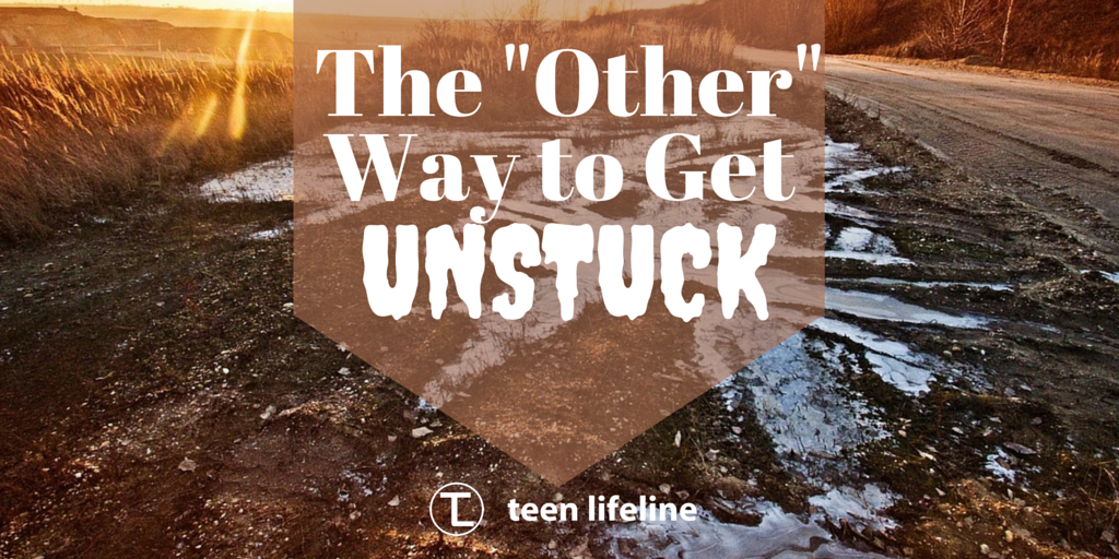 "The ""Other"" Way to Get Unstuck"