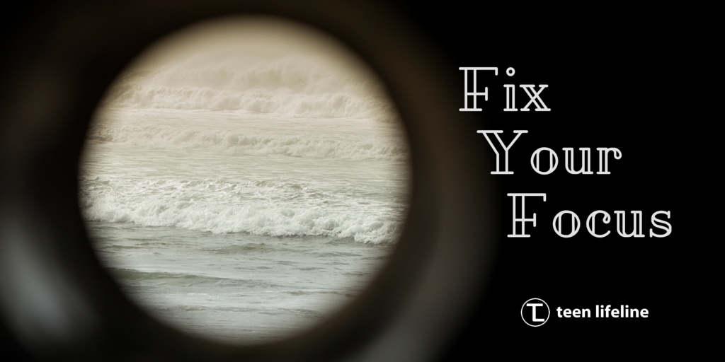 Fix Your Focus