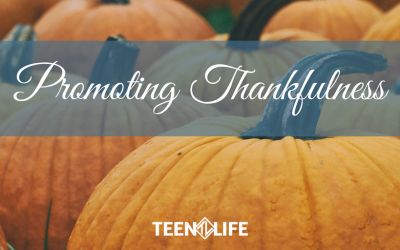 Repost: Promoting Thankfulness