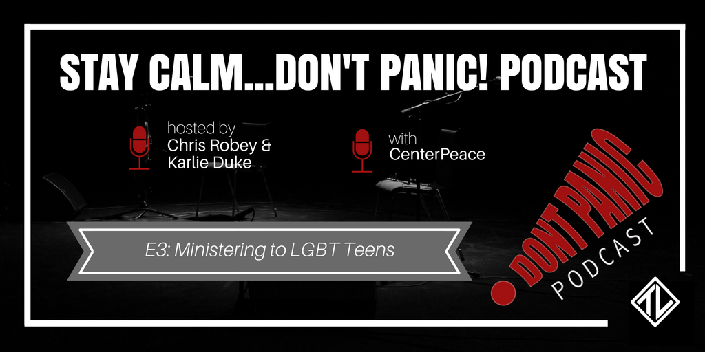 E3: Ministering to LGBT Teens