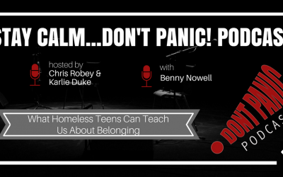 What Homeless Teens Can Teach Us About Belonging