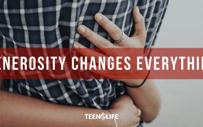 Generosity Changes Everything