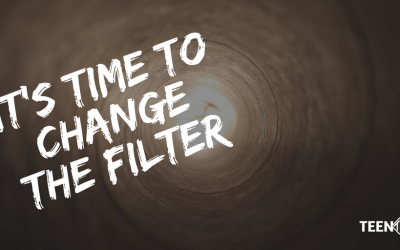 It's Time to Change the Filter