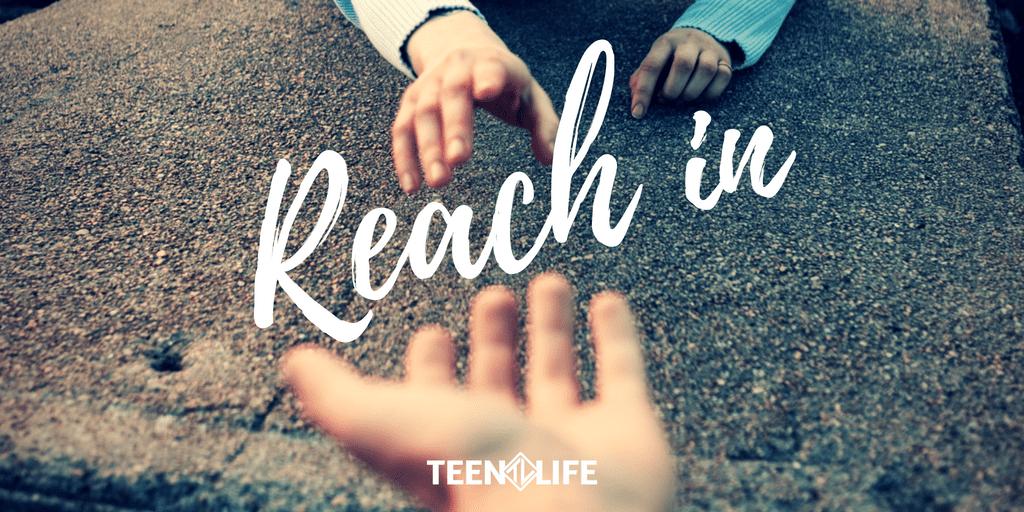 Reach In