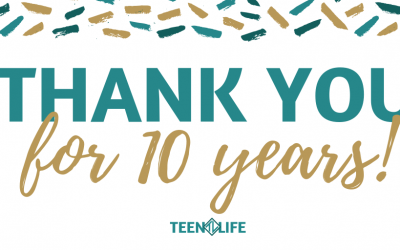 Thank You for 10 Years!