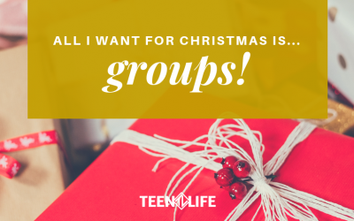 All I Want For Christmas Is…Groups!
