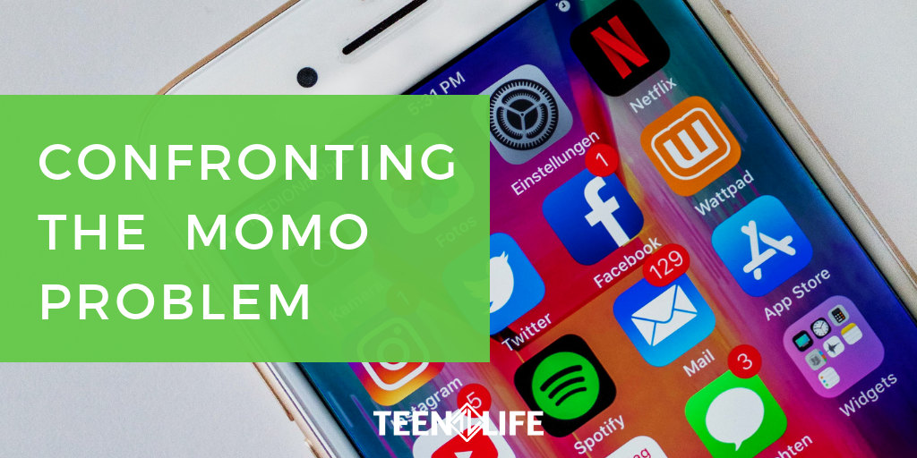 Confronting the Momo Problem
