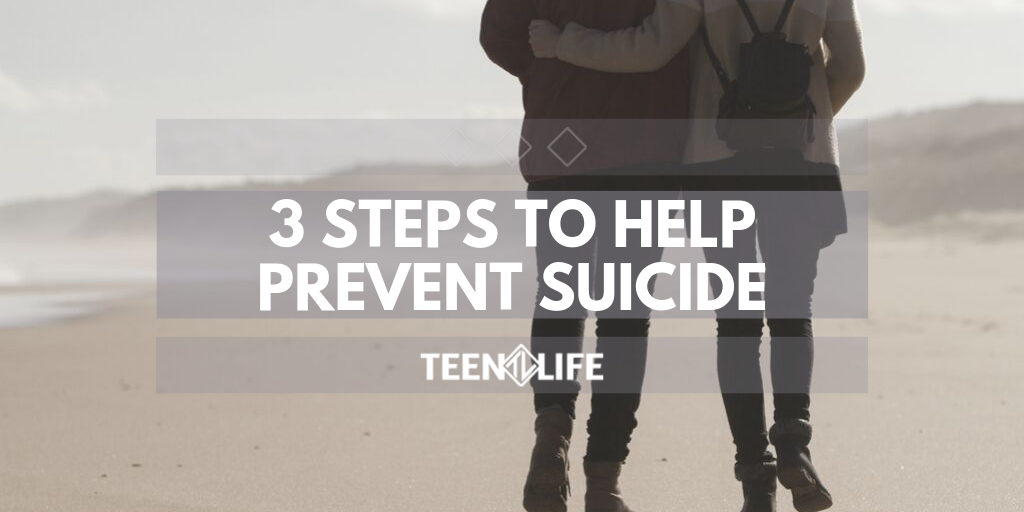 3 Ways to Help Prevent Suicide