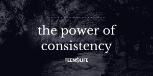the power of consistency