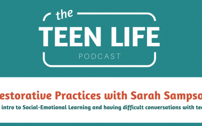 Restorative Practices with Sarah Sampson