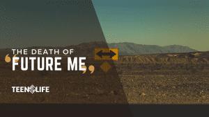 Title Image: Death of Future Me Blog Post